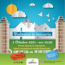 Seconda edizione di Biologico in Masseria